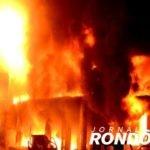 Após prisão de assassinos, casa dos pais de jovem morto a facadas é incendiada