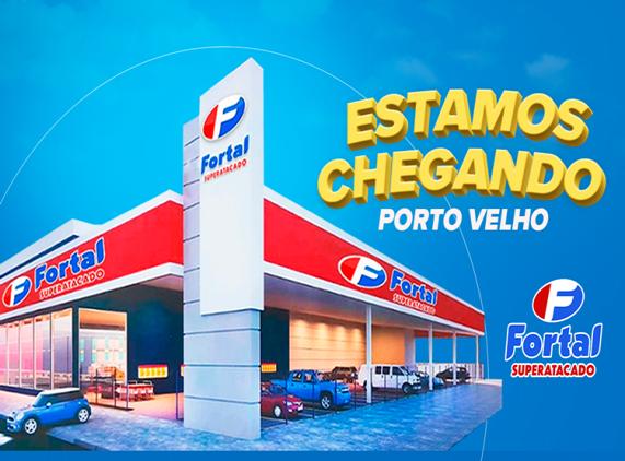 Fortal Superatacado está com vagas abertas em Porto Velho