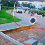 Militar é acusado de tentar atropelar grupo de ciclistas no Espaço Alternativo